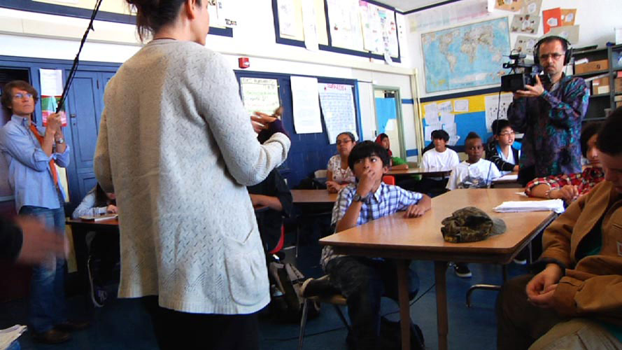 Room to Breathe – A Documentary on Teaching Mindfulness in Schools