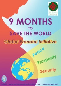 Read about the Global Prenatal Initiative