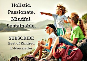 SUBSCRIBE TO KINDRED'S E-NEWSLETTER
