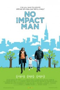 No Impact Man DVD