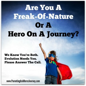 PAHJ Freak-of-Nature Graphic