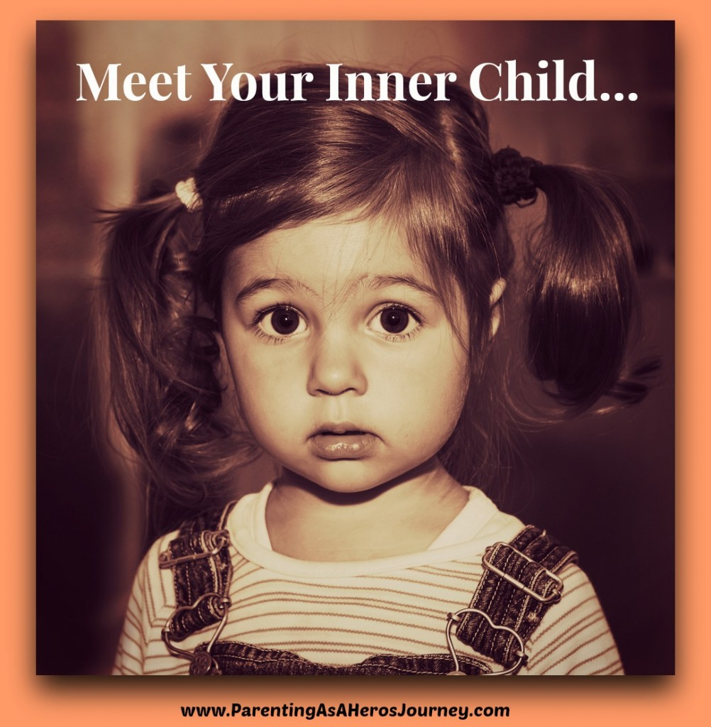 Take a Inner Child, Inner Wisdom Virtual Retreat with Robin Grille!