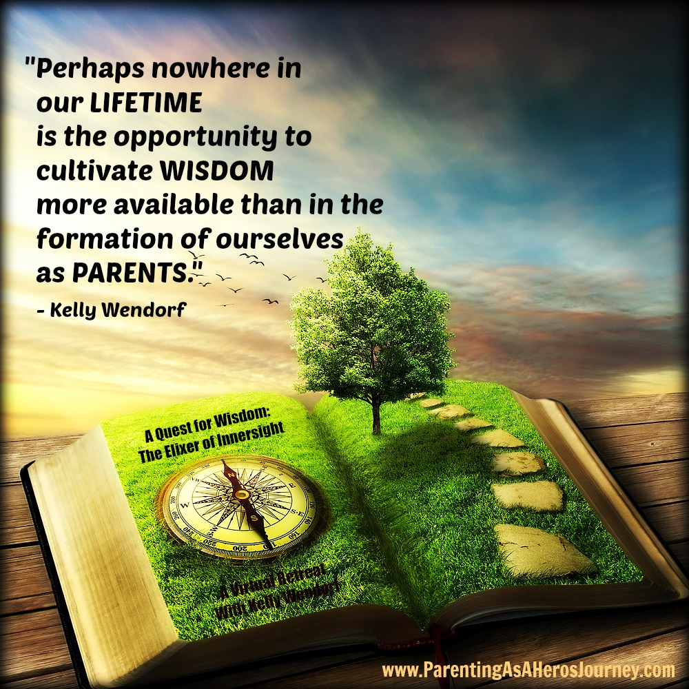 JOIN KELLY WENDORF IN AN ON DEMAND VIRTUAL RETREAT NOW!