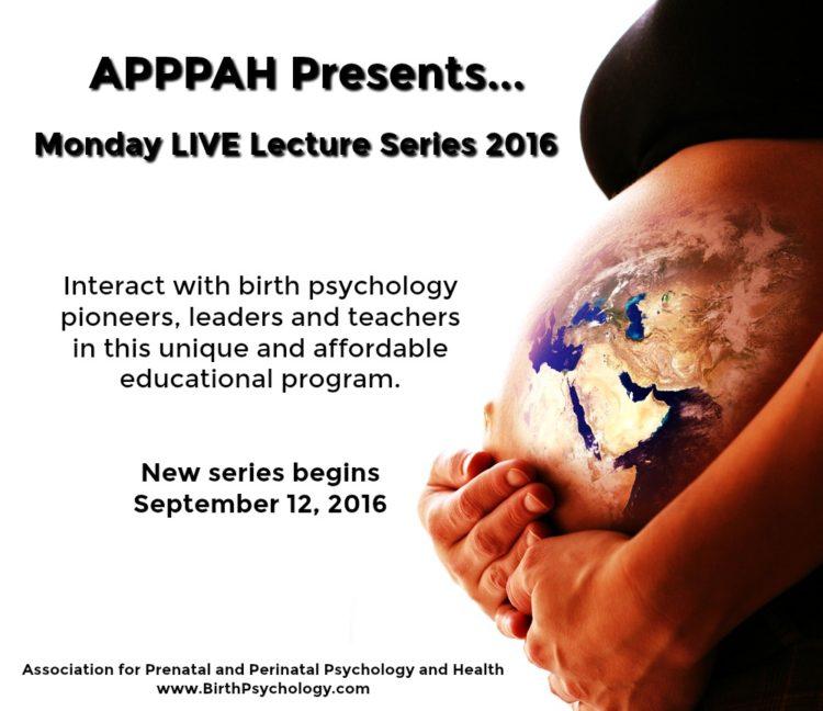 APPPAH Mondy LIVE Lecture Graphic 8-16