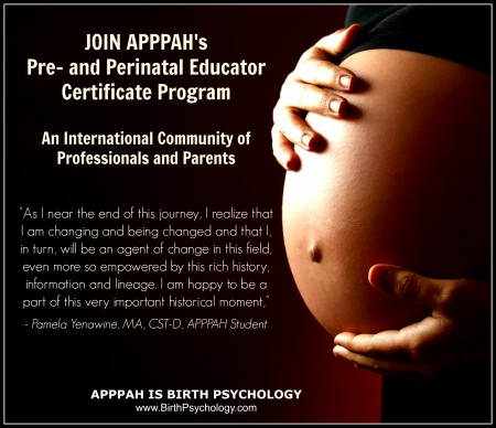 JOIN INTERNATIONAL STUDENTS STUDYING BIRTH PSYCHOLOGY NOW