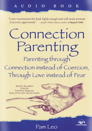 Connection Parenting Audio Book Cover