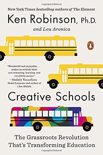 Creative School Cover