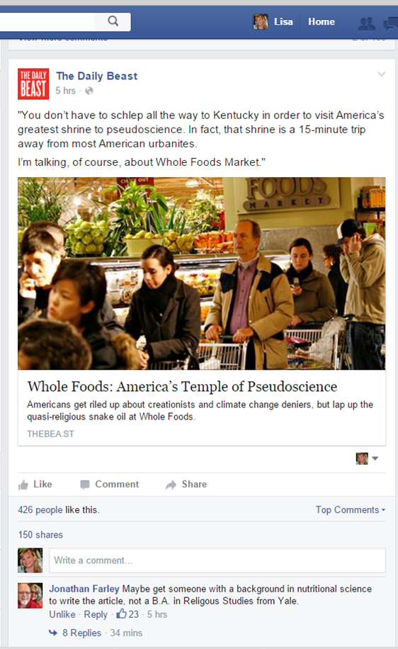 Daily Beast Whole Foods Propoganda Piece 11-15