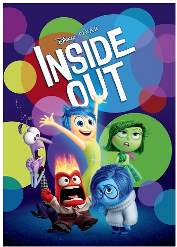 Inside Out DVD Cover