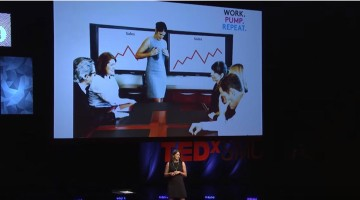 Paid Leave Ted Talk