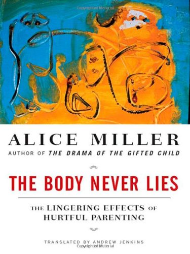 The Body Never Lies Cover