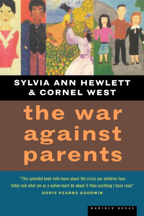 War On Parents Cover