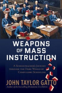 Weapons of mass education