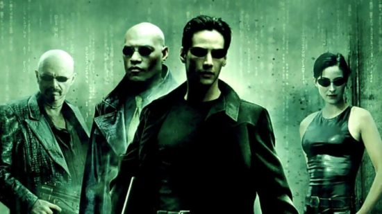 Watch The Matrix Now