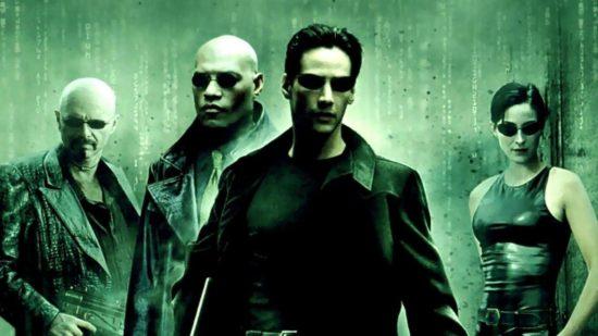 Watch The Matrix Now