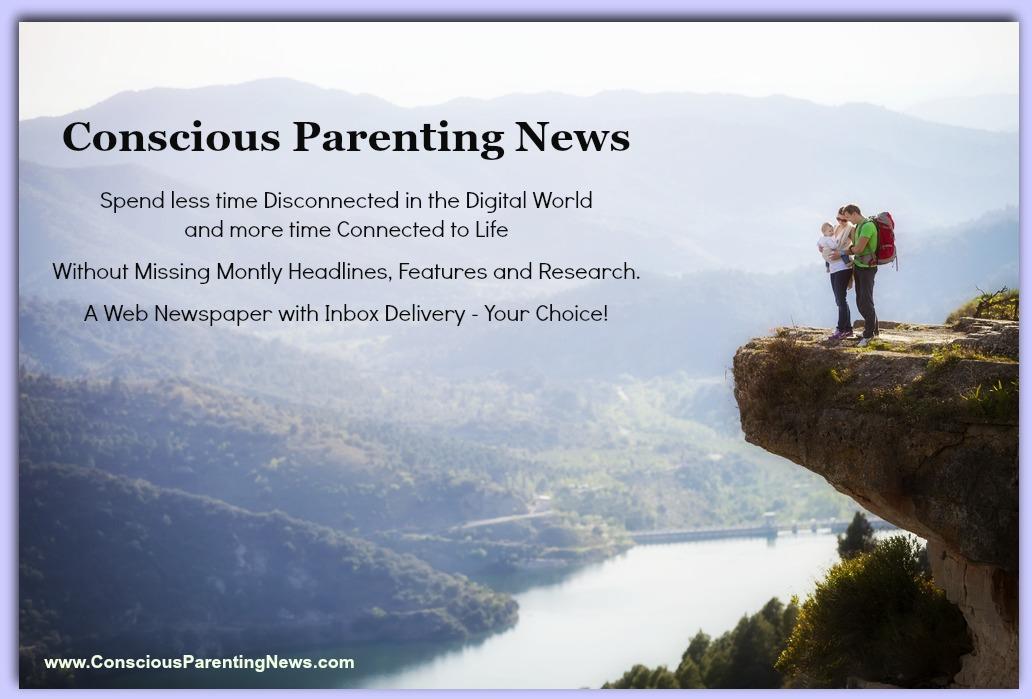 Conscious Parenting News Ad